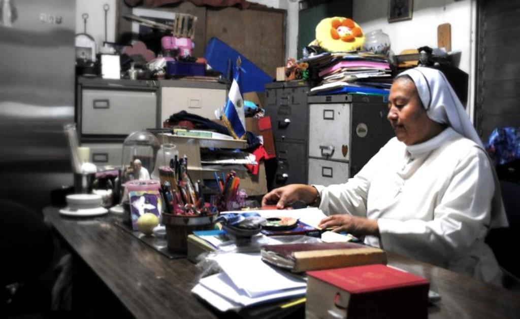 Madre Ursula - Directora del Hogar